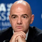 'Don't become the next Blatter,' Infantino warned