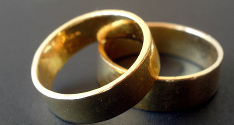 Swiss court vetoes wedding of couple with 50-year age gap