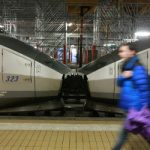French strikes hit Swiss services once again