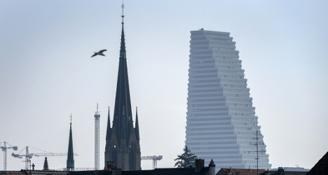 Basel approves tallest building in Switzerland
