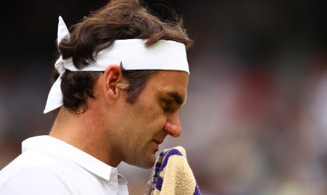 Federer to miss Rio, rest of season with injury