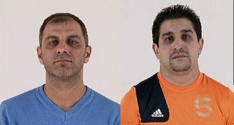 Police launch manhunt to catch escaped inmates