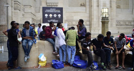 Ticino tackles record number of illegal immigrants
