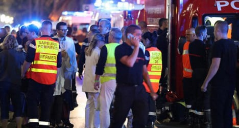 Swiss president condemns 'unacceptable' Nice attack