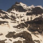 Man falls to his death over dropped ski pole