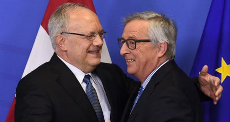 Window narrows for finding Swiss-EU immigration deal