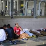 Amnesty fears for child migrants at Italian border