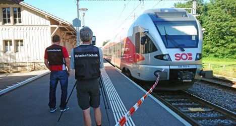17-year-old dies from injuries after Salez train attack