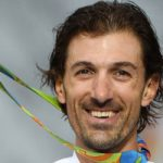 Swiss cycling champ wins time-trial gold in Rio