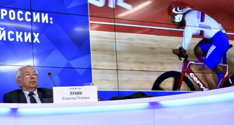 Swiss sports court upholds Russia ban from Paralympics