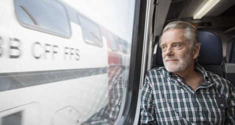 Swiss are most frequent train travellers in Europe