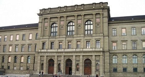 ETH Zurich crowned best uni in continental Europe – again