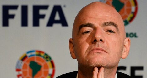 Infantino's salary deal 'reflects will to end abuses'