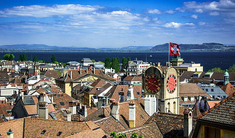 Neuchâtel votes no to foreigners running for office