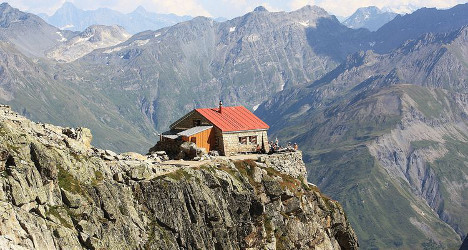 7 incredible Swiss mountain cabins to visit this weekend