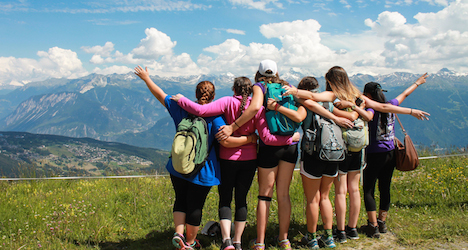 Swiss youth are most optimistic: study