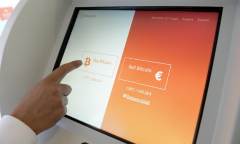 Swiss rail service to sell Bitcoin at stations