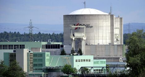 Swiss 'need more time' to close nuclear plants