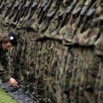 Workers paid lowest wage for army boots