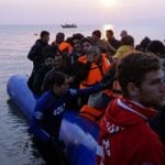 Swiss wins bravery prize for helping refugees in Greece
