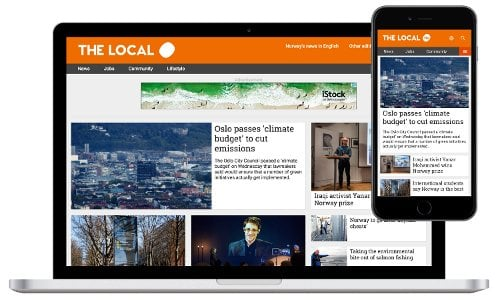 Introducing... The Local's new design