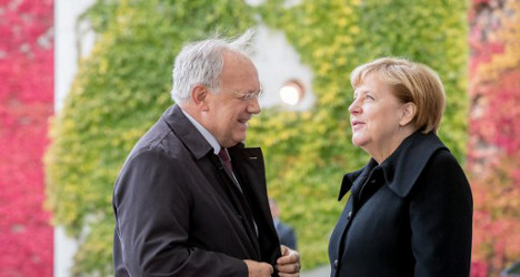 Merkel: Swiss question 'separate from Brexit'