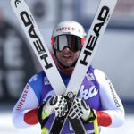 Nerve trouble puts Swiss skier out of competition