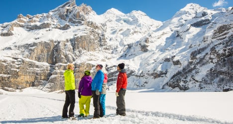 Seven things to get you excited for the Swiss winter