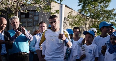 IOC hands cash boost to refugee athletes