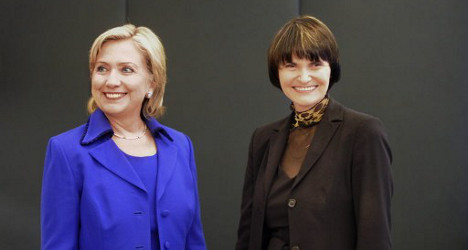 Swiss donation to Clinton Foundation sparks debate