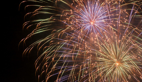 Swiss warned over importing fireworks