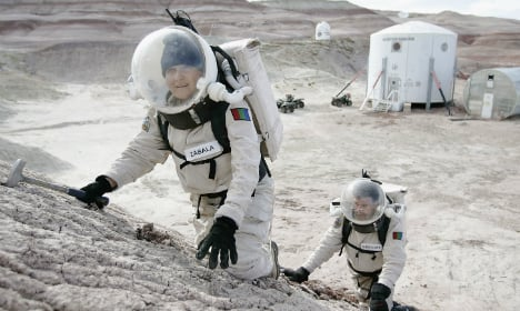 Swiss firm buys controversial Mars One project
