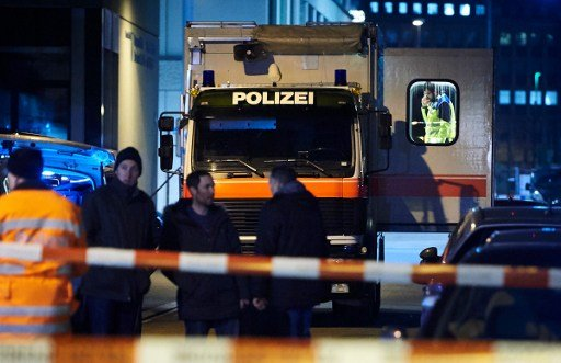 Updated: Zurich gunman was 24-year-old Swiss with 'links to occult'
