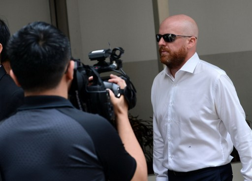 Swiss banker jailed in Singapore over 1MDB corruption scandal