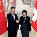 Leaders ink new Chinese-Swiss deals