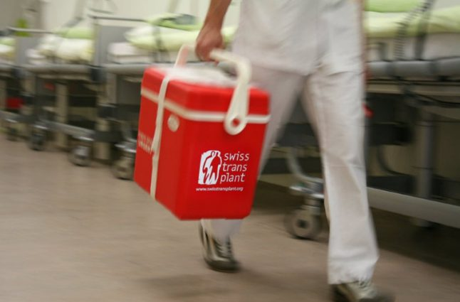 Organ donation: rule change in France highlights issues in Swiss system
