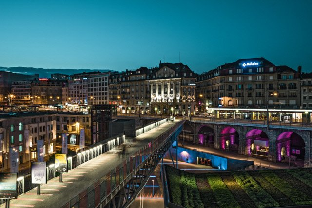 Why slow-burn Lausanne is a place you grow to love