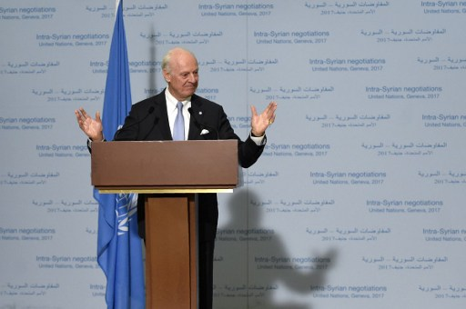 Geneva's Syria talks end on 'more positive' note