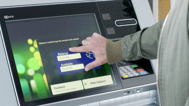 Swiss bank looks to the future with smartphone-enabled ATMs