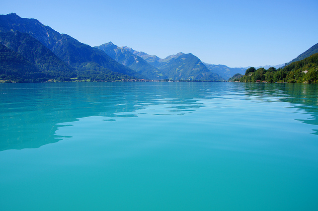 Woman found in Swiss lake may have been dead for decades