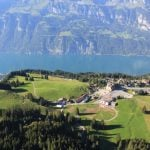 New Heidi theme park aims to boost tourism in St Gallen