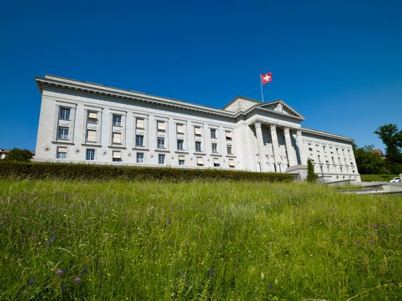 Swiss energy strategy referendum goes to court over alleged 'fake news'