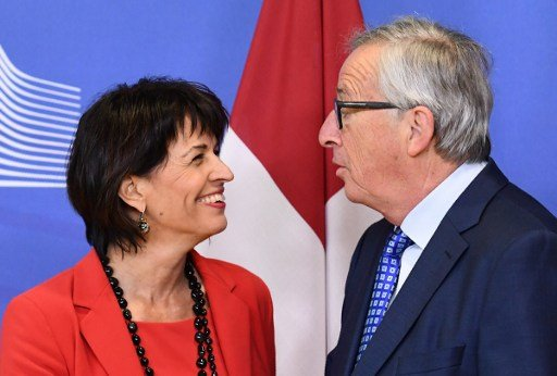 EU-Swiss relations officially back on track after immigration squabble