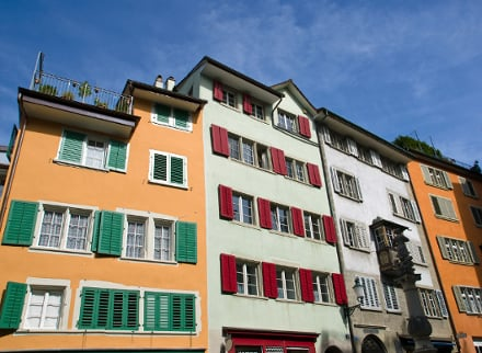 Report: Swiss rents set to fall in 2017