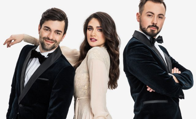 Timebelle competes for Switzerland in this year's Eurovision