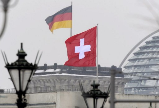 Switzerland and Germany sign 'no spying' agreement: report