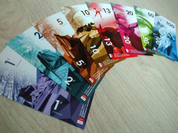 Swiss canton launches new local currency