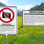 Swiss mountain village bans tourists from taking photos