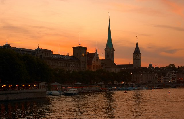 Switzerland enjoys first 'tropical' night of the year