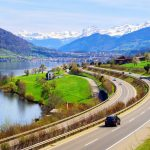 Should foreign visitors pay extra to use Swiss motorways?